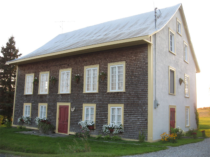 Passion maisons parlera d une vieille maison ancestrale de jean pierre lagueu - Rever d une vieille maison ...