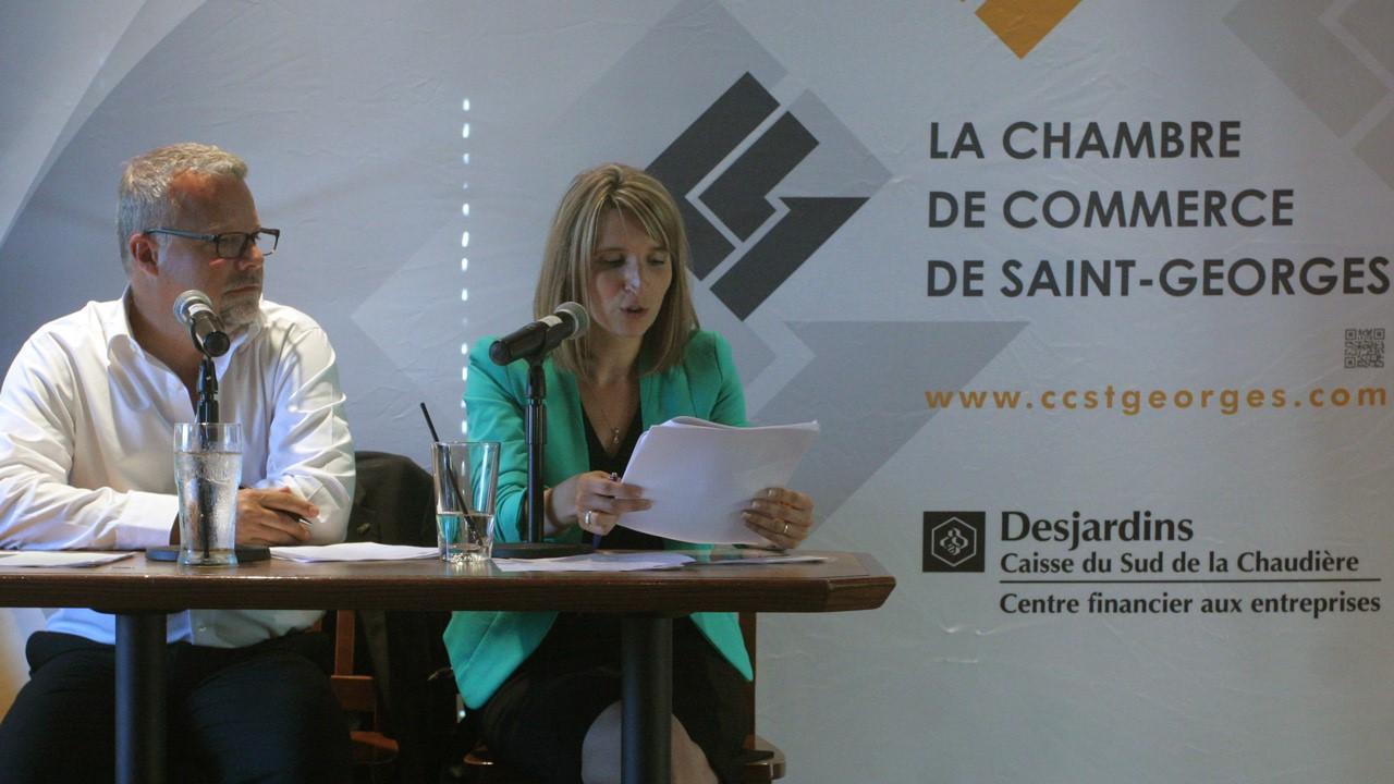 La chambre de commerce de saint georges satisfaite de sa for Chambre de commerce biarritz