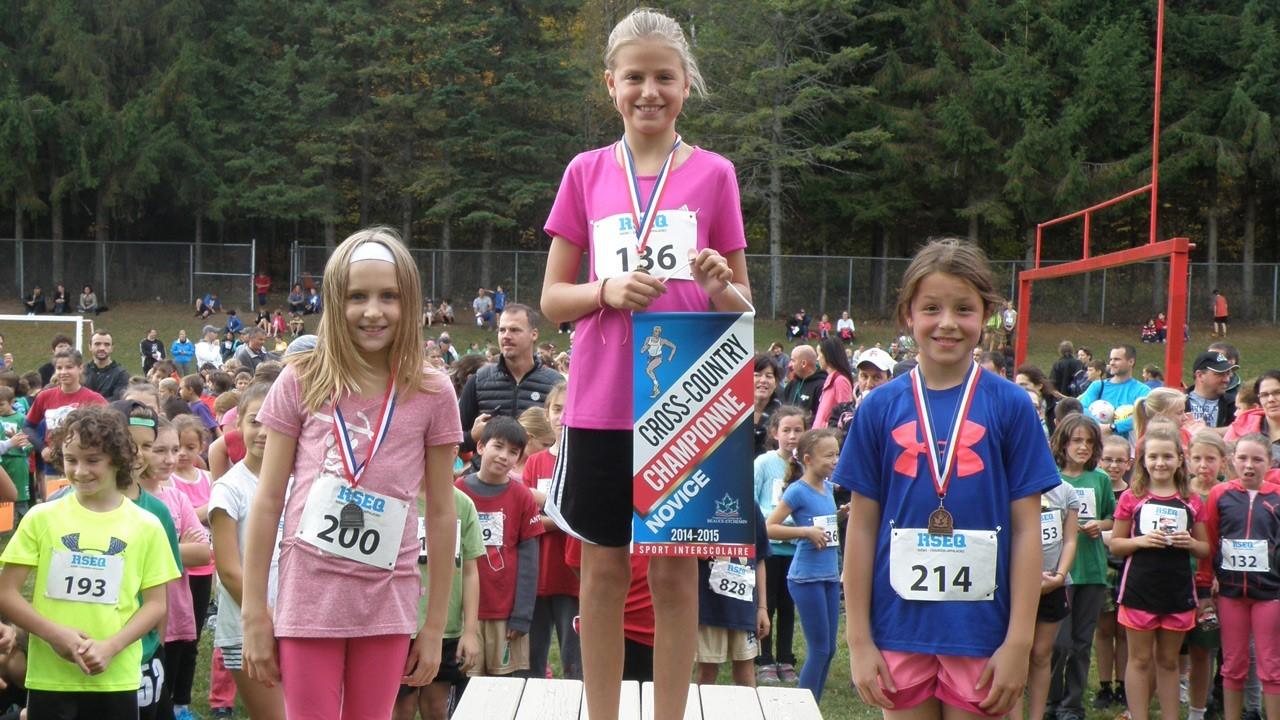 Plus de 700 élèves en compétition de cross-country - EnBeauce.com