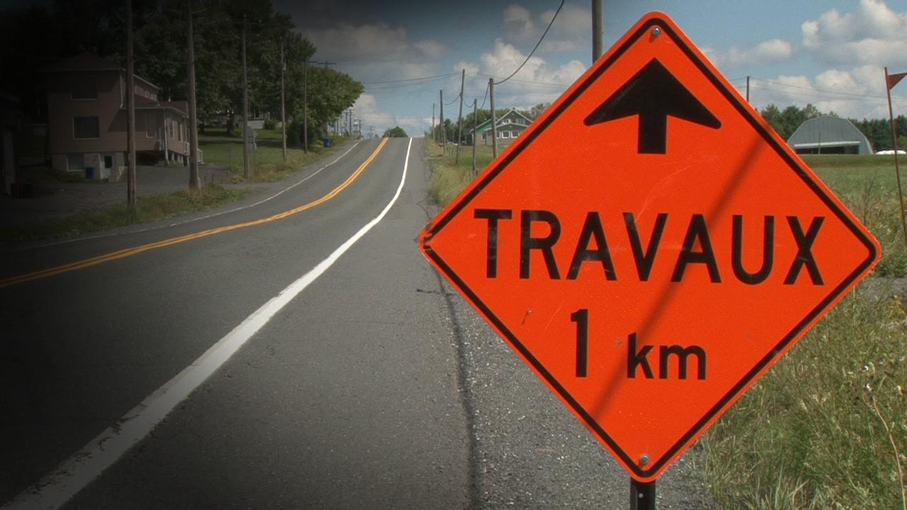 Avis d'entrave routière sur la route 112 à Vallée-Jonction - EnBeauce.com