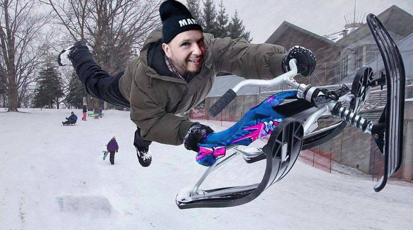 Un « Grand Prix » de trois skis à Vallée-Jonction - EnBeauce.com