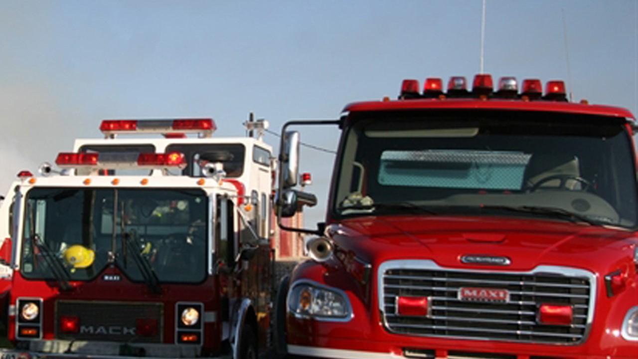EN BREF | Une résidence de Frampton ravagée par le feu - EnBeauce.com