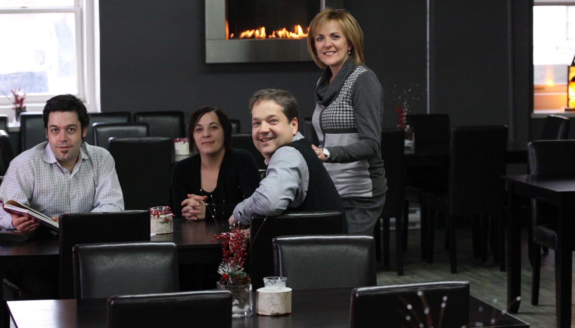 Nouveaux propriétaires au restaurant Secteur S du LAB lieu de création - EnBeauce.com