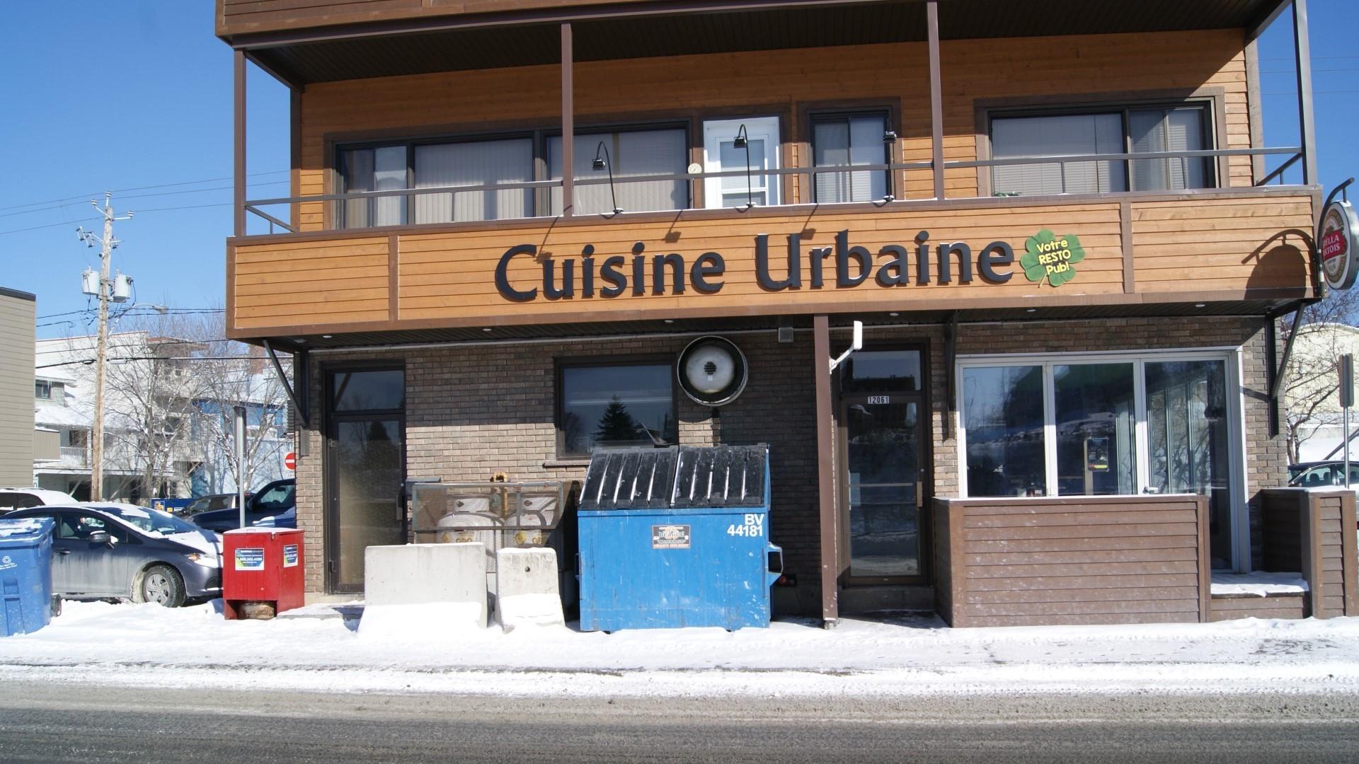 St Georges Laval Restaurant