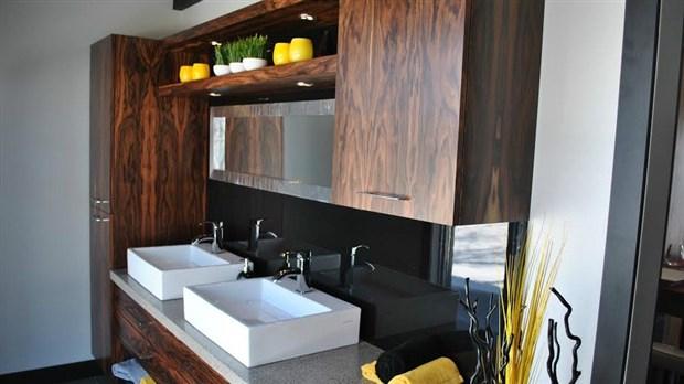 Une tudiante de design d 39 int rieur du c gep beauce for Design d interieur cegep garneau