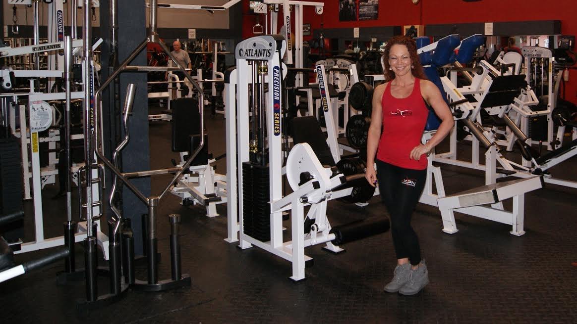 Bianca beaulieu 42 ans et professionnelle de fitness for Beaulieu meuble sorel tracy