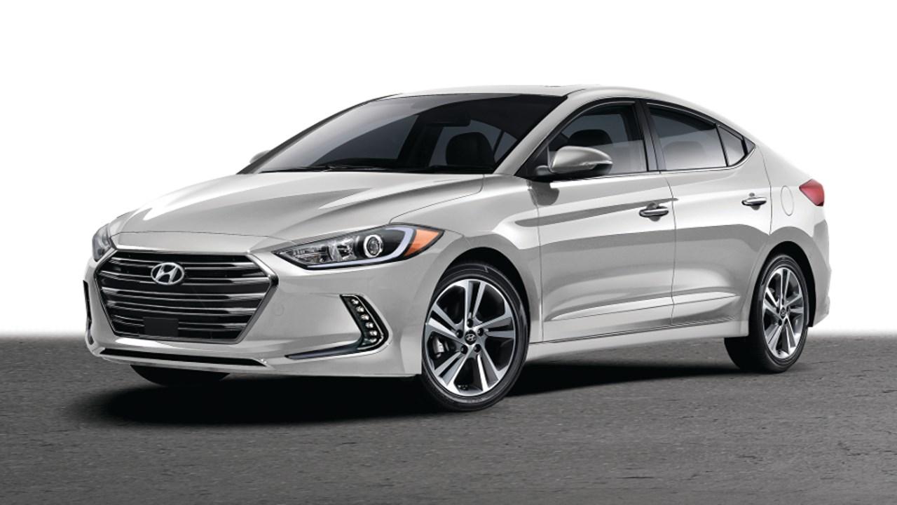 D 233 Voilement De La Nouvelle Elantra 2017 Chez Hyundai