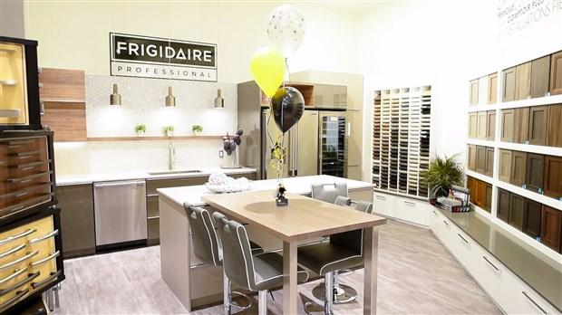 inauguration d un nouveau point de vente d b nisterie cuisibeauce saint georges. Black Bedroom Furniture Sets. Home Design Ideas