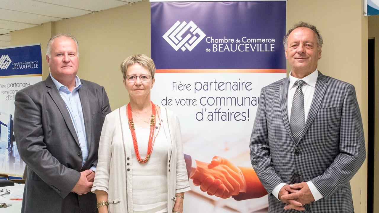 Beauceville news newslocker for Chambre de commerce vancouver