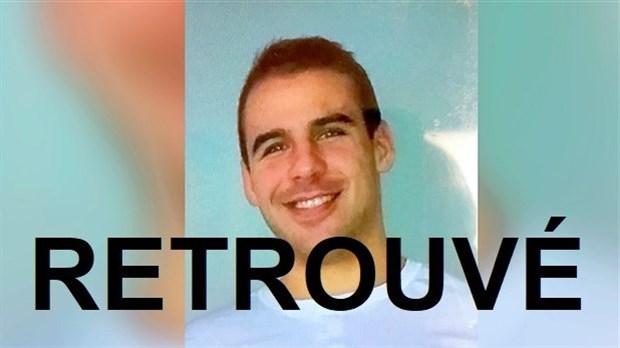Le pompier Anthony Cliche à nouveau porté disparu