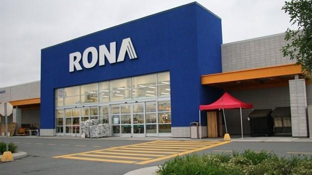 Les deux magasins Rona de Châteauguay restent ouverts