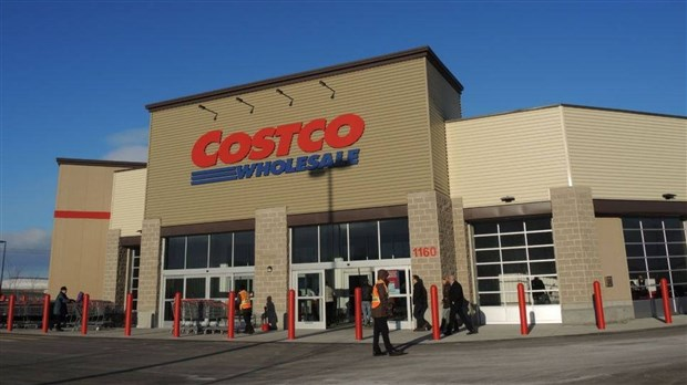 Costco Saint-Romuald: 13 cas positifs chez les employés