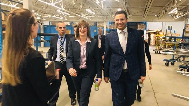 Québec annonce un guichet unique pour les entrepreneurs