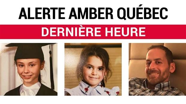 Deux personnes retrouvées inanimées dans un boisé — Alerte Amber