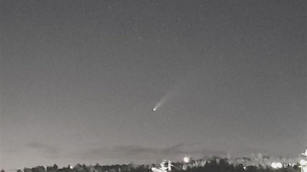 La comète Neowise visible bientôt à Maurice — Astronomie