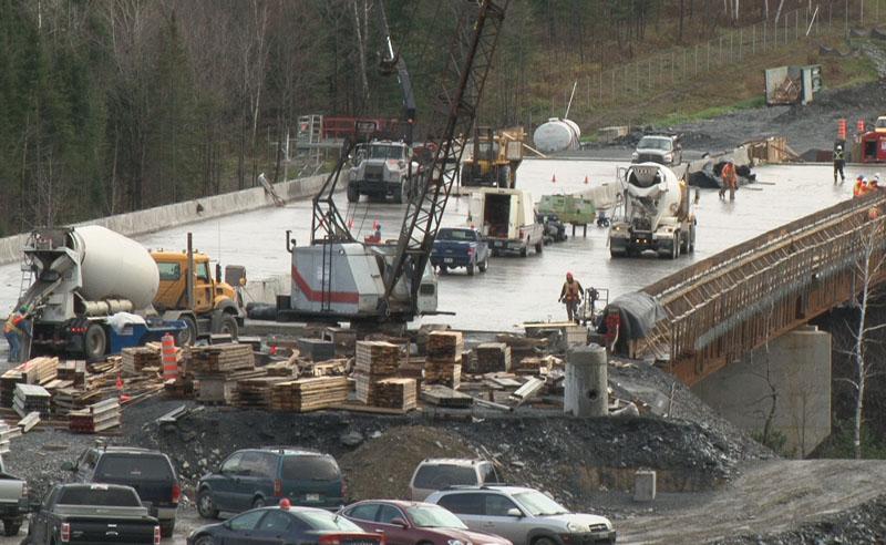 Des chantiers de construction d sert s saint georges for Chantiers de construction