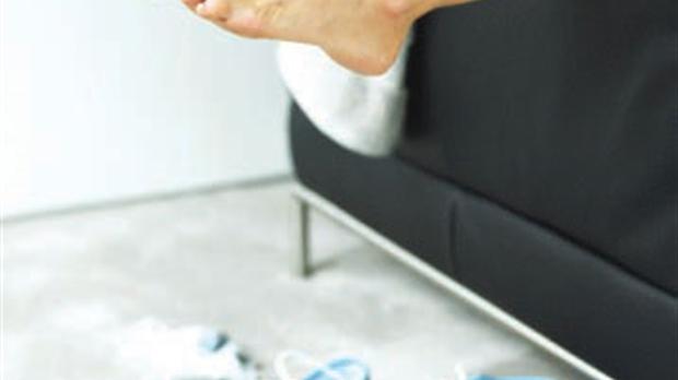 Comment faire un pied de nez aux odeurs de pieds