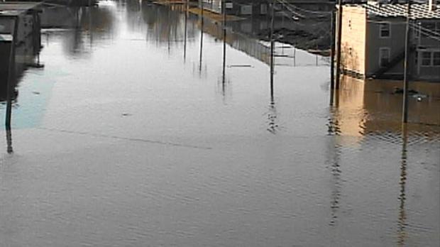 Inondation En Beauce Nord L Eau Continue De Monter