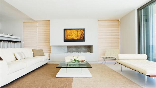 comment installer soi m me un support mural pour t l viseur. Black Bedroom Furniture Sets. Home Design Ideas