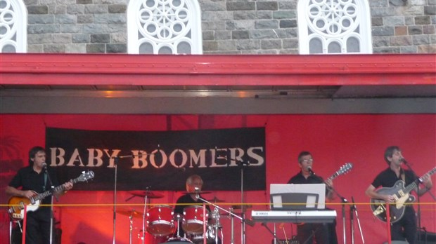 Baby Boomers, groupe Rétro