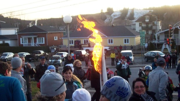 Flamme Olympique