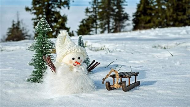 Le Mois De Noël Sera Rempli D Activités Gratuites à Saint