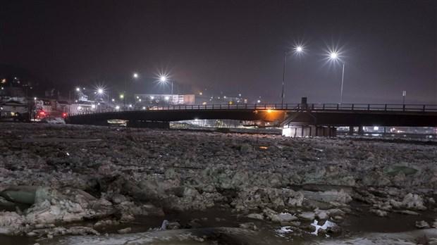 201 Tat Des Lieux De L Inondation Moyenne 224 Beauceville