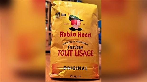 Rappel de farine de marque Robin Hood partout au Canada