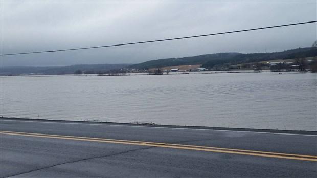 Bilan Des Inondations 224 Beauceville En Ce Lundi De P 226 Ques