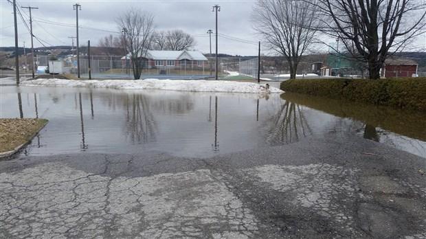 201 Tat Des Lieux De L Inondation Moyenne 224 Saint Joseph