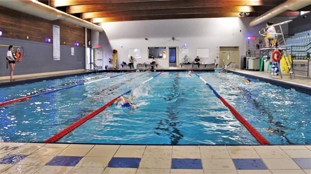 Fermeture temporaire de la piscine int rieure de la for Fermeture piscine