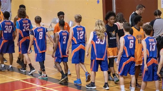 basketball chaudière appalaches