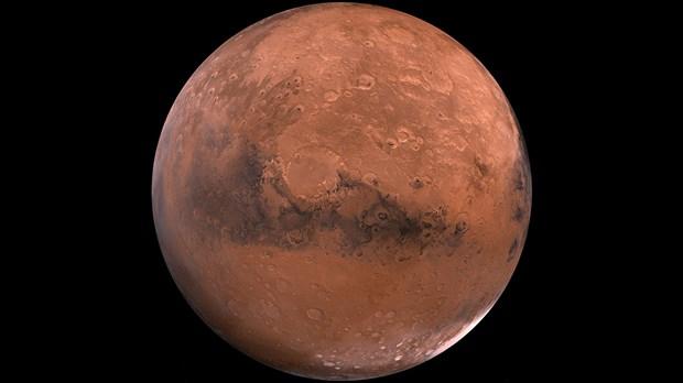 La Planete Mars Le Plus Pres De La Terre En Quinze Ans Enbeauce Com