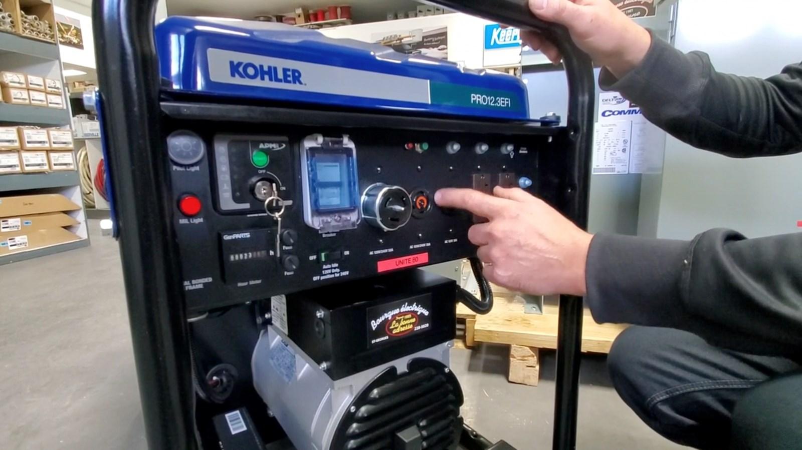 Combien De Metre De Fils Electrique Pour Une Maison vidéo   comment bien brancher une génératrice lors de panne